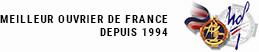 Meilleur ouvrier de France depuis 1994