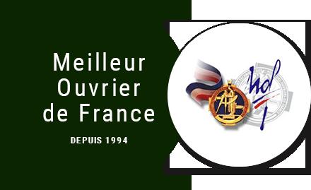 Meilleur ouvrier de France depuis 1951