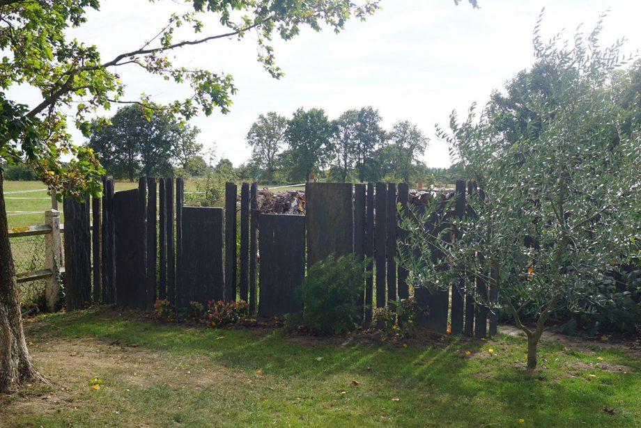Stunning Cloture De Jardin Vegetale Ideas - Design Trends 2017 ...