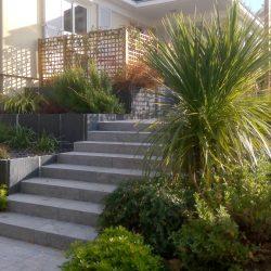 Ardoise, pierre, votre escalier extérieur sur-mesure