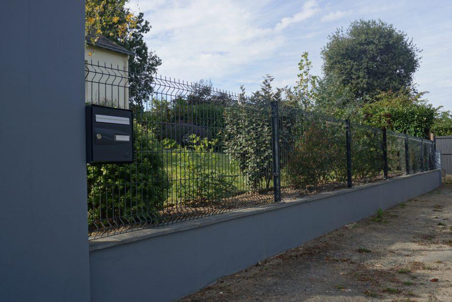 Pascal Chalain : Pose de clôture pour votre jardin à Angers