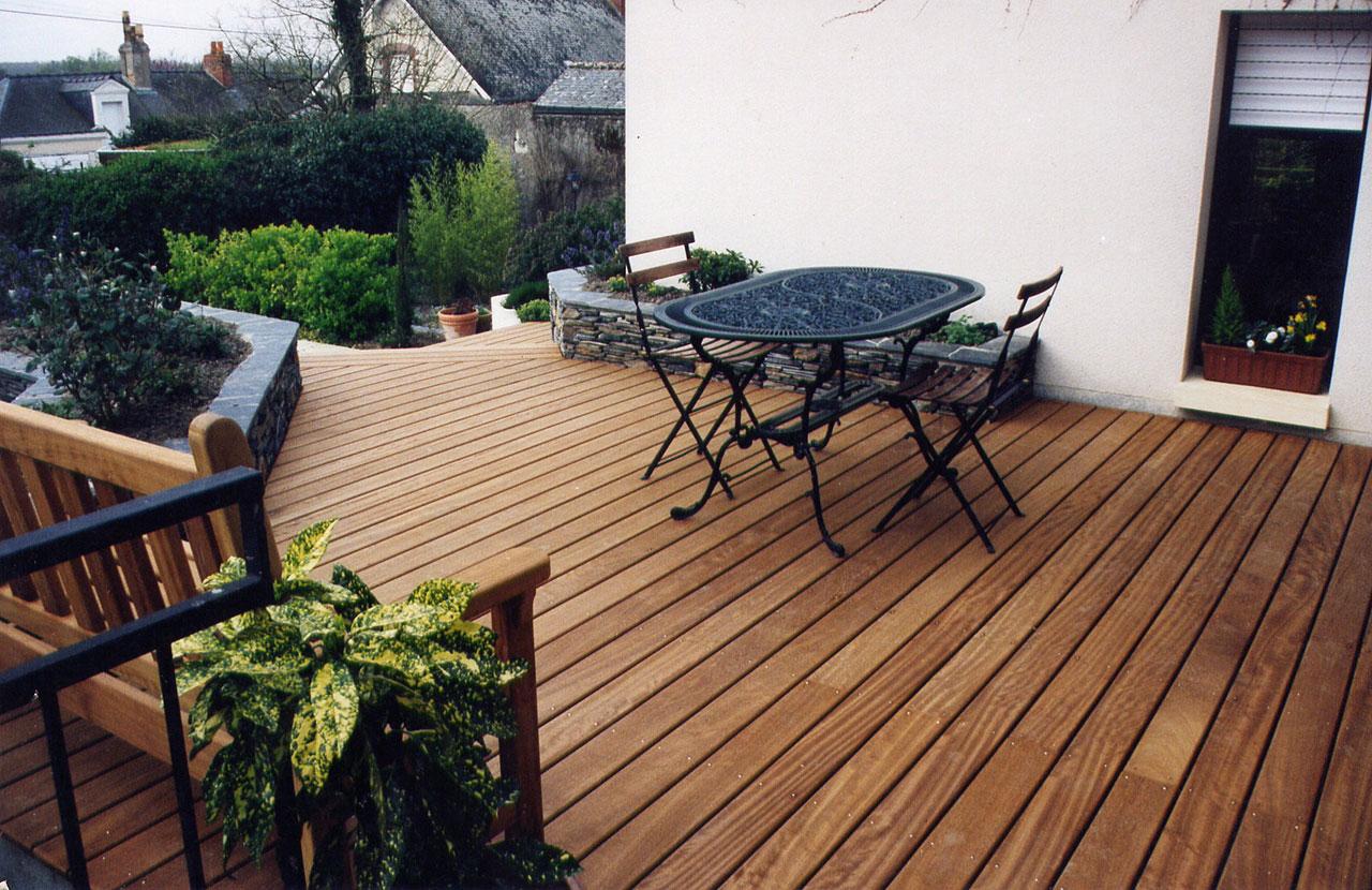 100 Génial Concepts Comment Choisir La Couleur De Sa Terrasse